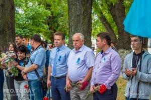 В Феодосии почтили память жертв депортации крымских татар #10874