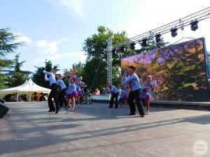 Фото выступления клуба БРАВО на День города в Феодосии #1625