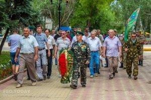 День пограничника в Феодосии #11691