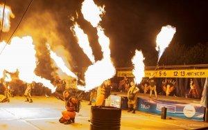 Фото фестиваля «Крым Fire-fest» в Коктебеле #2374