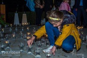 Акция «Зажги огонь в своем сердце» в Феодосии #10928
