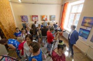 Фото выставки «Ангелы, к которым можно прикоснуться» в Феодосии #3867