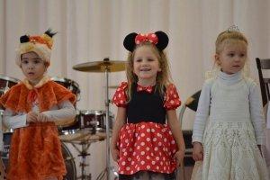 Фото новогоднего концерта в музыкальной школе №1 Феодосии #6363