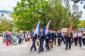 Празднование Дня Победы в Приморском #10622