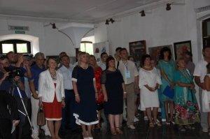 Фото открытия выставки «Море и любовь не терпят педантов» в Феодосии #1148