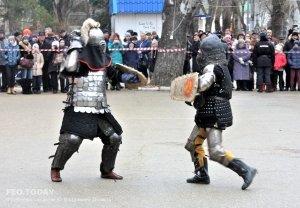Феодосия. Празднование 23 февраля #7365
