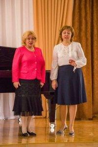 Фото празднования юбилея директора первой музыкальной школы Феодосии #5846