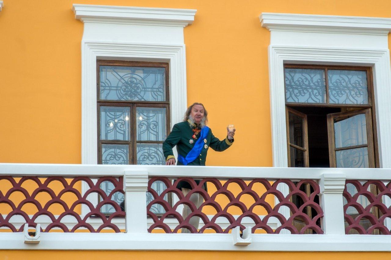 Фото прибытия Айвазовского в Феодосию #975