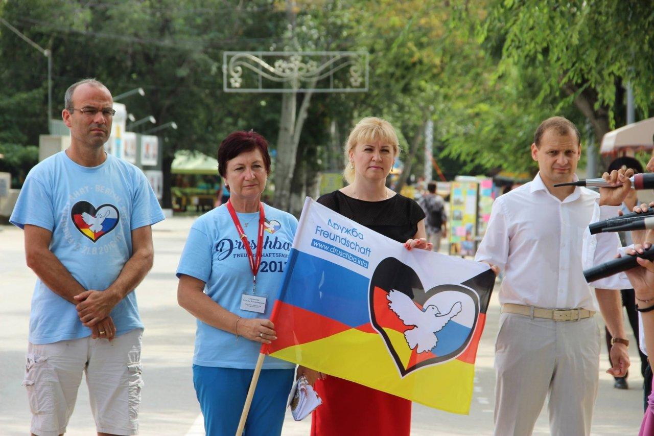 Фото визита участников автопробега Берлин—Москва в Феодосию #2342