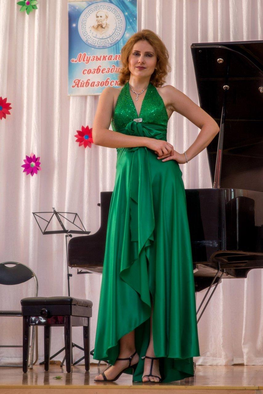 Фото фестиваля «Музыкальное созвездие Айвазовского» #517