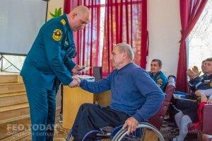 Награждение Феодосийских спасателей #8863