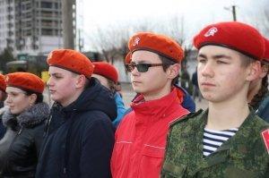 Присяга 171 отдельного десантно-штурмового батальона, Феодосия #6796
