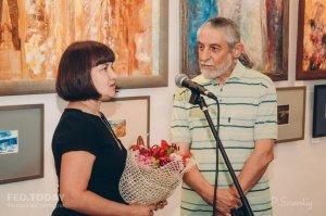 Выставка «Шелковый путь», А.Марьяхин #12336