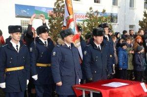Присяга 171 отдельного десантно-штурмового батальона, Феодосия #6814