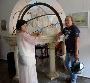 Фото презентации книги Юнге в Феодосии #4676