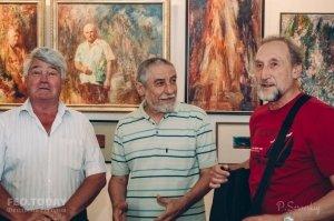 Выставка «Шелковый путь», А.Марьяхин #12321