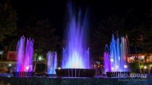 Светомузыкальный фонтан #13542