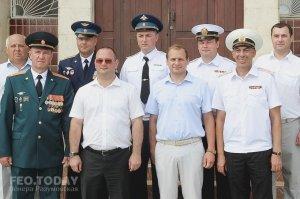День ВМФ в Феодосии #13788