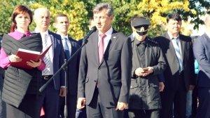 Открытие памятника корабелам, Приморский #14282