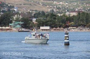 День ВМФ в Феодосии #13768