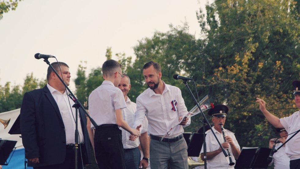 День Государственного флага в Феодосии #13916
