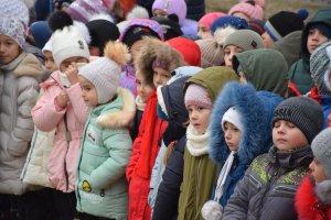 Митинг в школе №15, ближнее #14621
