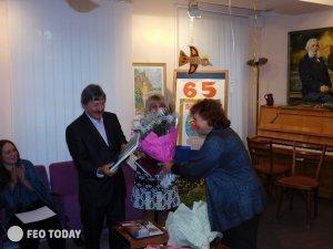 Фото юбилея художественной школы Айвазовского в Феодосии #5498