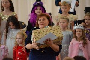 Фото новогоднего концерта в музыкальной школе №1 Феодосии #6366