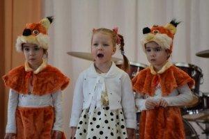 Фото новогоднего концерта в музыкальной школе №1 Феодосии #6360