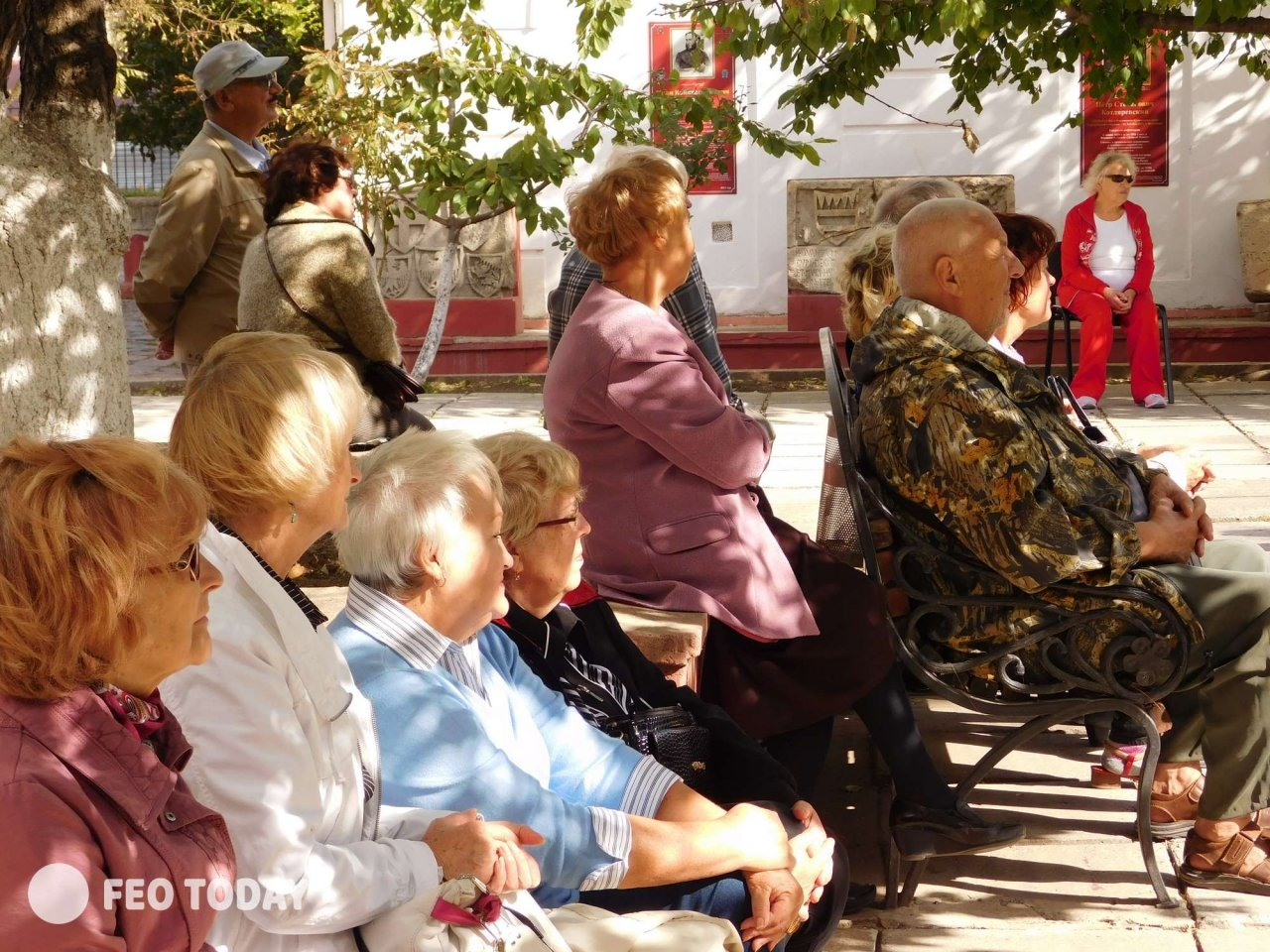 Фото 15 цветаевского костра в Феодосии #5213