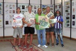 Фото выставки «Художники & банкноты» в Феодосии #748
