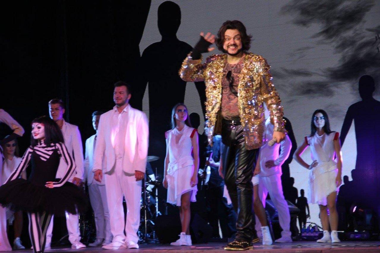 Фото концерта «Я Филипп Киркоров» в Феодосии #441