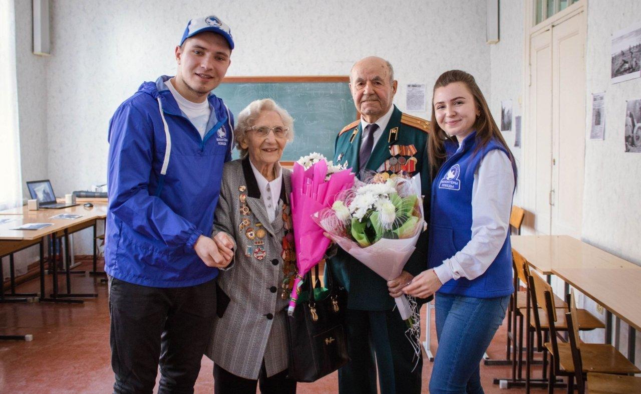 Квест «Сталинградская битва», Волонтеры Победы #6904