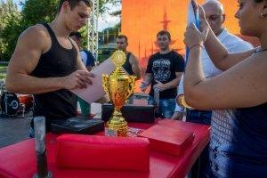 Фото турнира по армрестлингу в Феодосии #1298