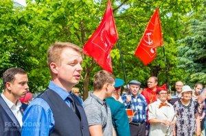 96-летие Всесоюзной пионерской организации Ленина #11305