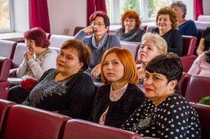Фото празднования юбилея директора первой музыкальной школы Феодосии #5844