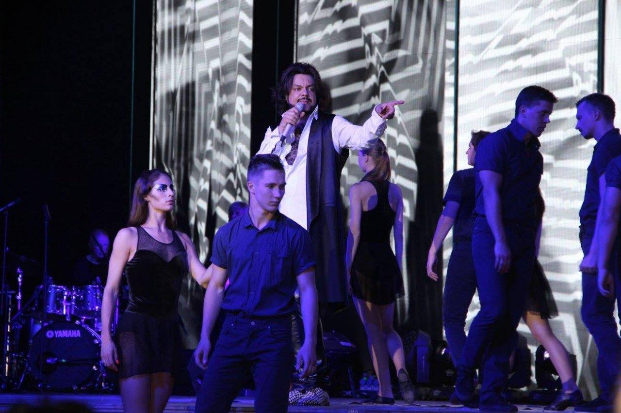 Фото концерта «Я Филипп Киркоров» в Феодосии #438
