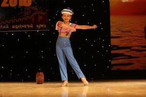 Танцевальный форум «Великий шелковый путь», 2018 #13476