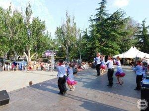 Фото выступления клуба БРАВО на День города в Феодосии #1620