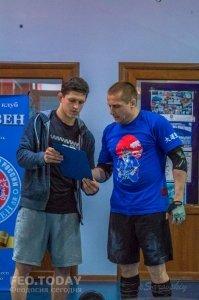 Заруба в Феодосии, турнир по CrossFit #8649
