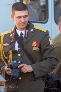 Фестиваль военных оркестров в Феодосии #12803