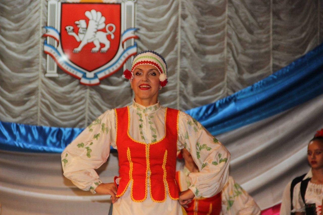Фото торжественного мероприятия ко Дню герба и флага Республики Крым #4289