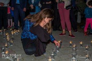 Акция «Зажги огонь в своем сердце» в Феодосии #10927