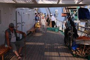 Фото парусного судна «Херсонес» в Феодосии #1184