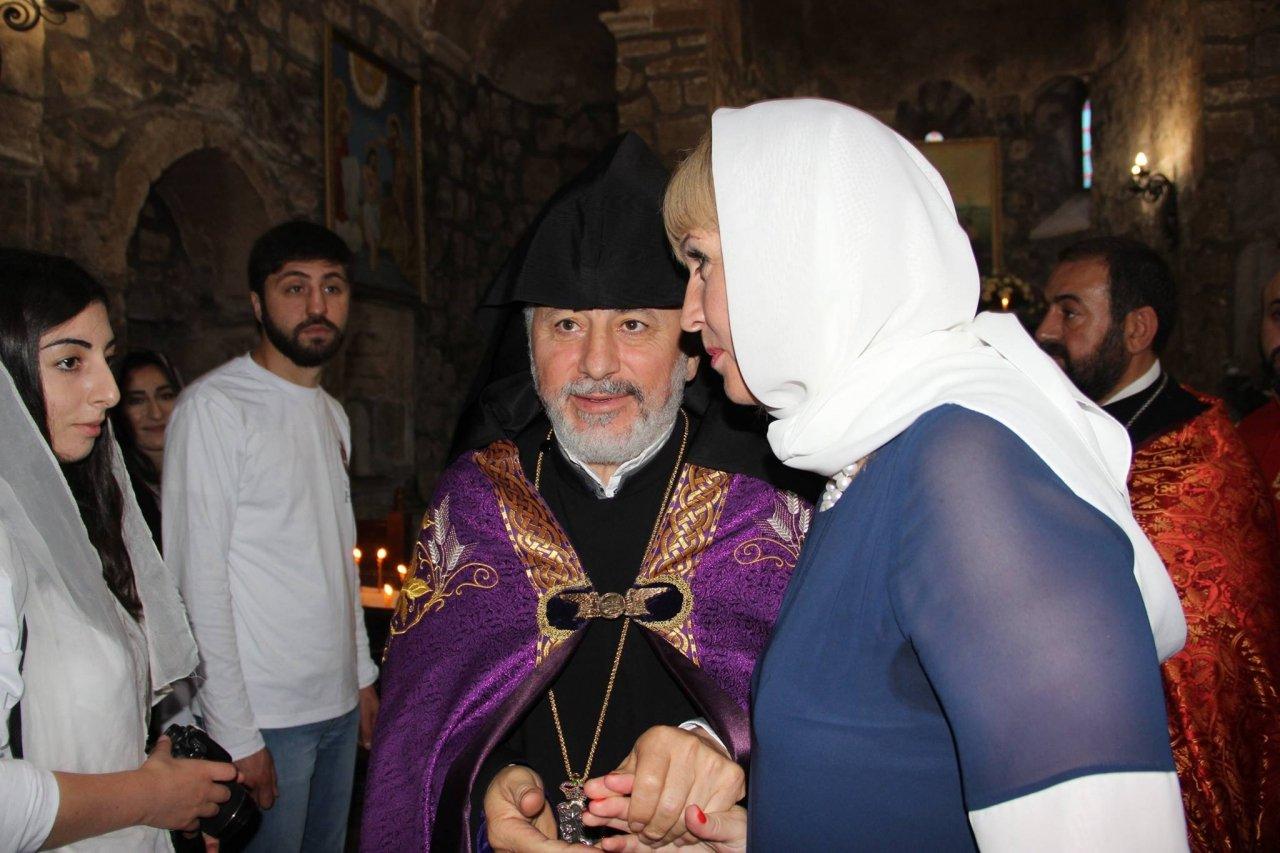 Фото почетных гостей на День города и юбилей Айвазовского в Феодосии #1106