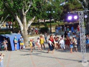 Фото выступления клуба БРАВО на День города в Феодосии #1613