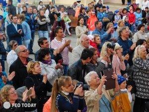 Фото акции БЕЛЫЙ ЦВЕТОК в Феодосии #4923