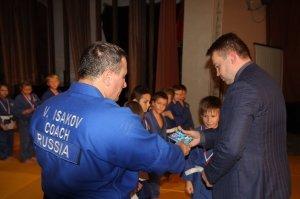 Фото фестиваля детского дзюдо Judo Kids в Феодосии #5747