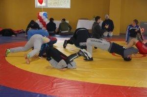 Открытый турнир по греко-римской борьбе в Феодосии #6838
