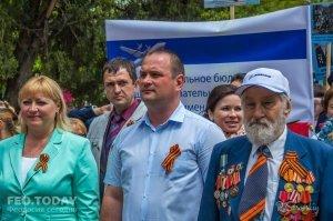 Празднование Дня Победы в Приморском #10619
